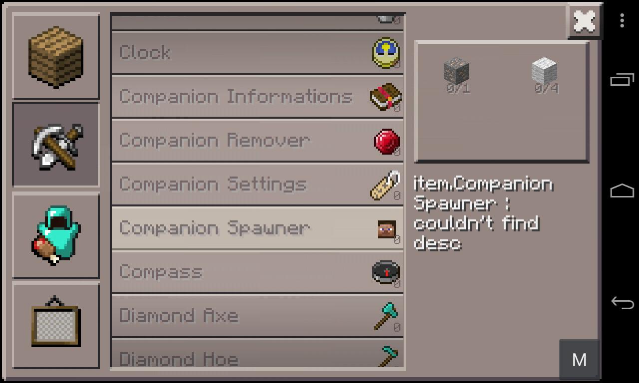 companion mod 2