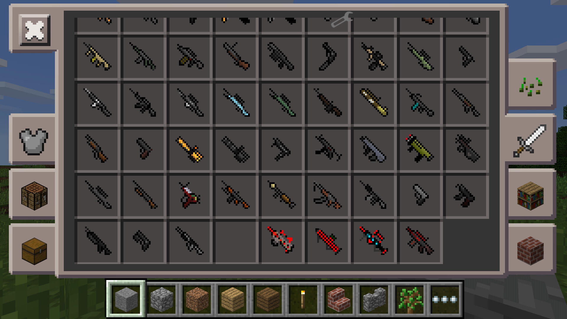 19:31 Minecraft CALL OF DUTY MOD! | REALISTIC 3D WEAPONS, GUNS, SNIPERS, &